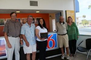 Motel 6 Award